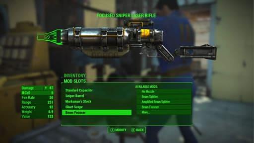 レーザー銃の画像